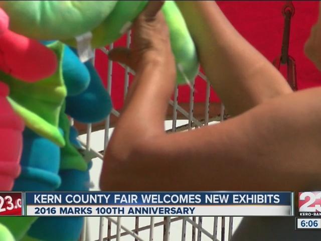Kern County Fair prepares for 100th year