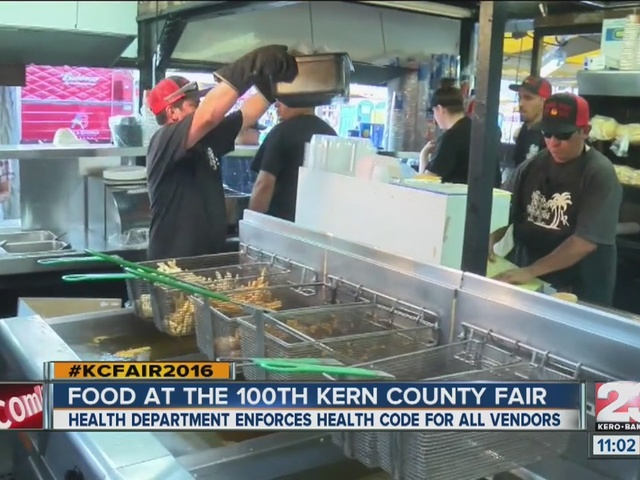 Food fair and how it's kept safe
