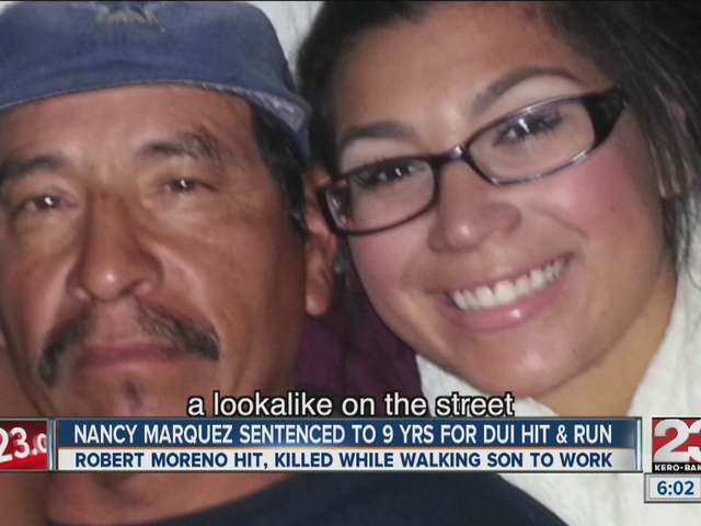 Robert Moreno's family reacts to Nancy Marquez's sentencing