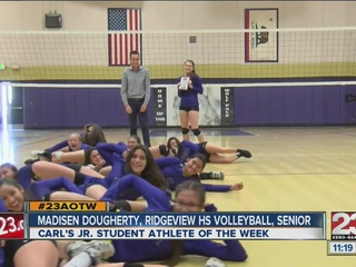 Female Athlete of the Week: Madisen Dougherty