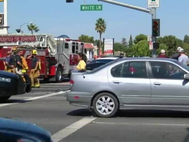 Crash involving BPD officer, traffic impact reported at White Lane and…