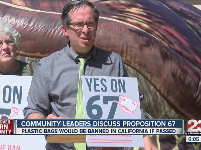 Prop 67 Plastic Bag Ban