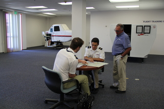 CAU training pilots for the workforce