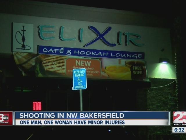 Two people shot in northwest Bakersfield