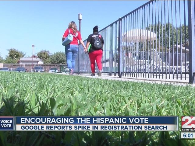 Encouraging the Hispanic Vote
