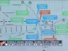 Rosedale Highway reopens