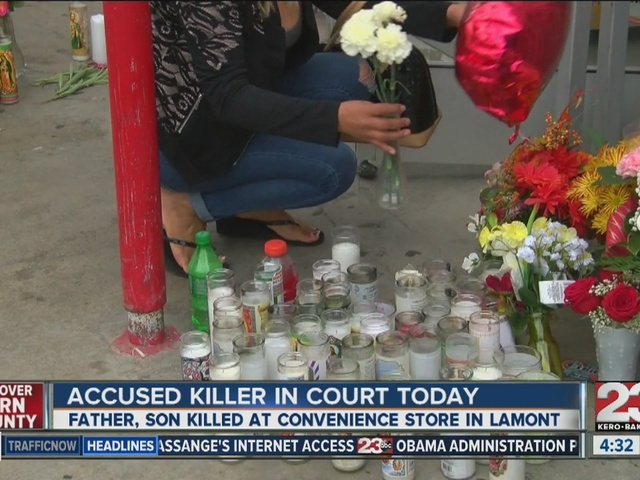 Lamont shooter, killing father and son set to appear in court