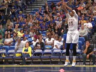 Blue/Gold game brings the fun to CSUB basketball