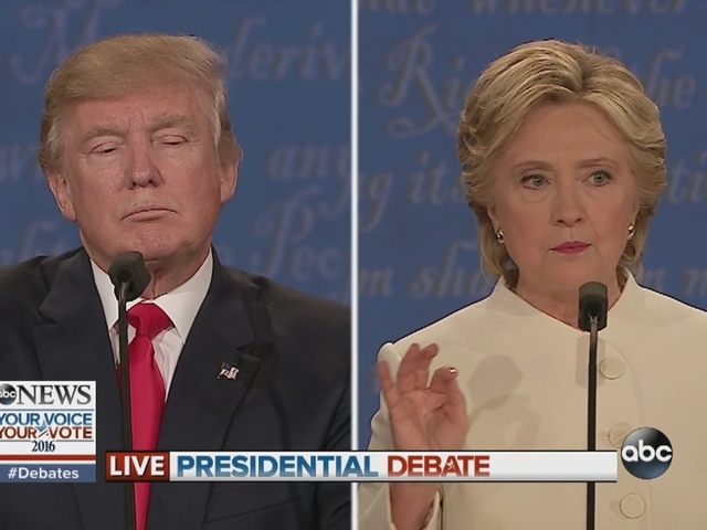 FULL VIDEO: Donald Trump vs Hillary Clinton - 3rd Presidential Debate