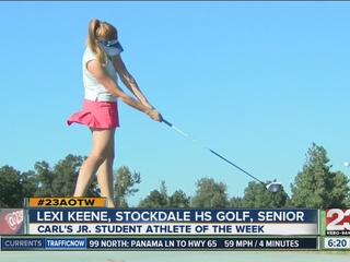 Female Athlete of the Week: Lexi Keene