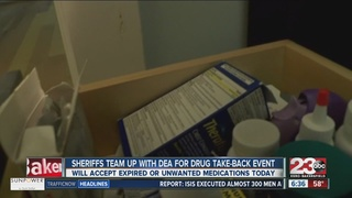 DEA Drug Take Back Day