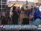 Last 2016 Honor Flight returns home