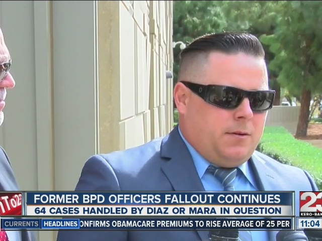 Former BPD officers fallout continues