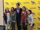 Breaking Bad star RJ Mitte visits CSUB