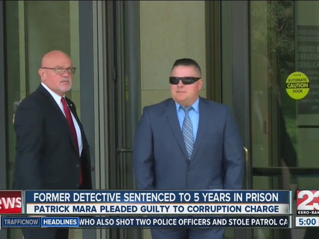 Patrick Mara sentenced to five years