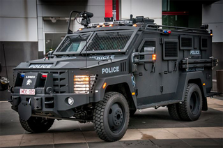 KCSO to ask for new armored SWAT vehicle