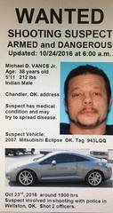 Oklahoma double murder suspect lived in Oildale