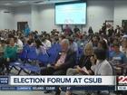 CSUB holds election forum