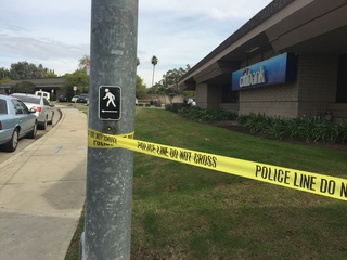 East Bakersfield Citibank robbed on Thursday