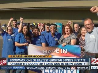 Made In Kern County: Foodmaxx