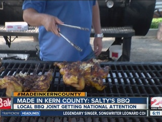Made in Kern County: Salty's BBQ
