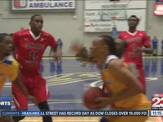 CSUB basketball wins over Fresno State
