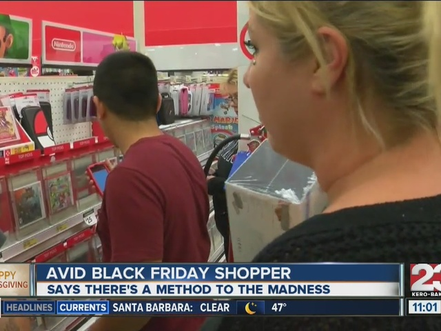 Black Friday frenzy gets started early