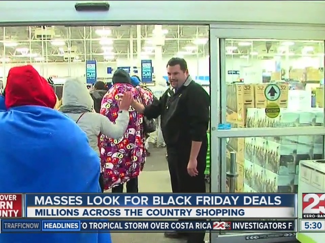 Black Friday interview