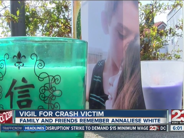 Family and friends mourn the death of 14 year old freshman
