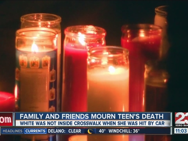 Family and friends mourn Highland teens death