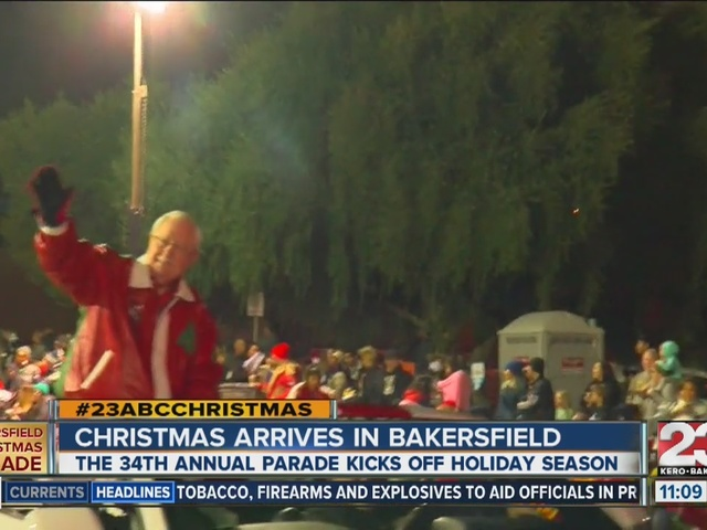 34th Bakersfield Parade