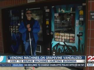 Blind business owner burglarized