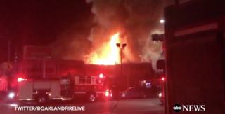 Nine dead, 13 unaccounted for in Oakland fire