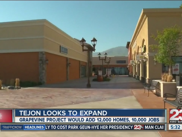 Tejon looking to expand