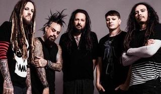 Korn nominated for metal Grammy