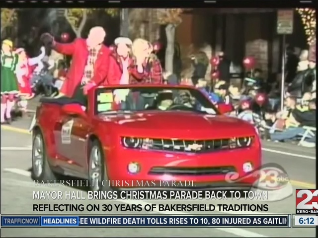 MIKC: Bakersfield Christmas Parade