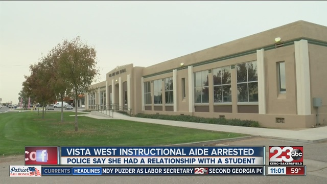 Kern High School District employee arrested for sex with 16-year ...