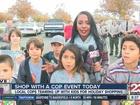 KCSO deputies take local kids Christmas shopping