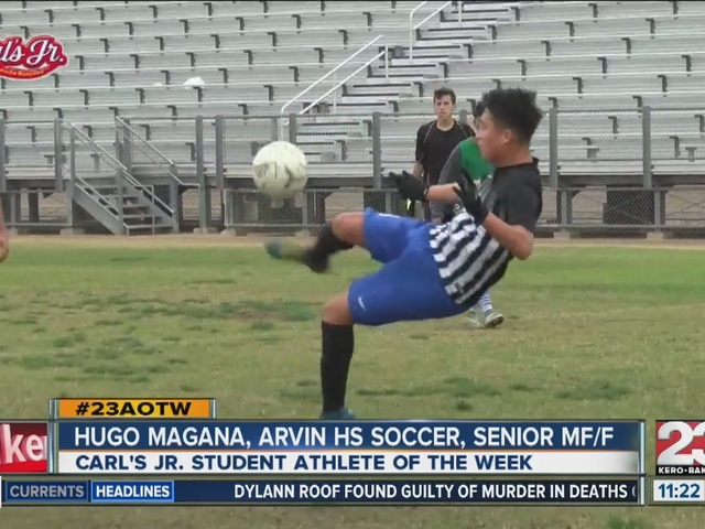 Athlete of the Week: Hugo Magana