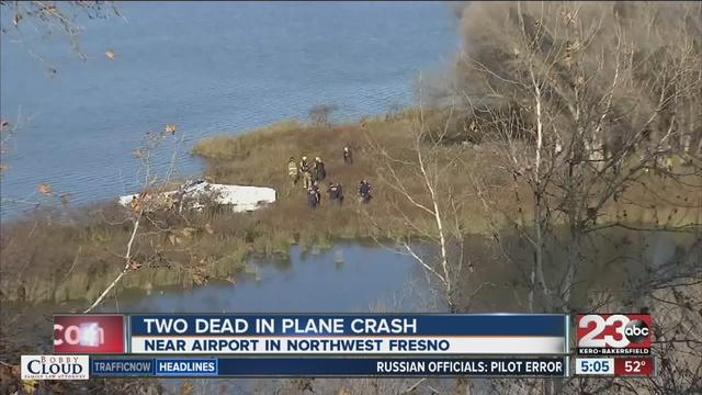 Fresno coroner identifies men killed in Sierra Sky Park plane crash