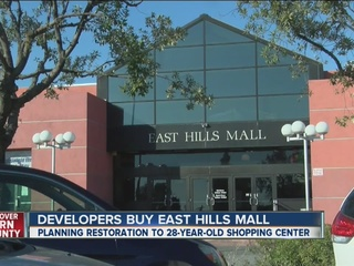New owners unveil plan for East Hills Mall