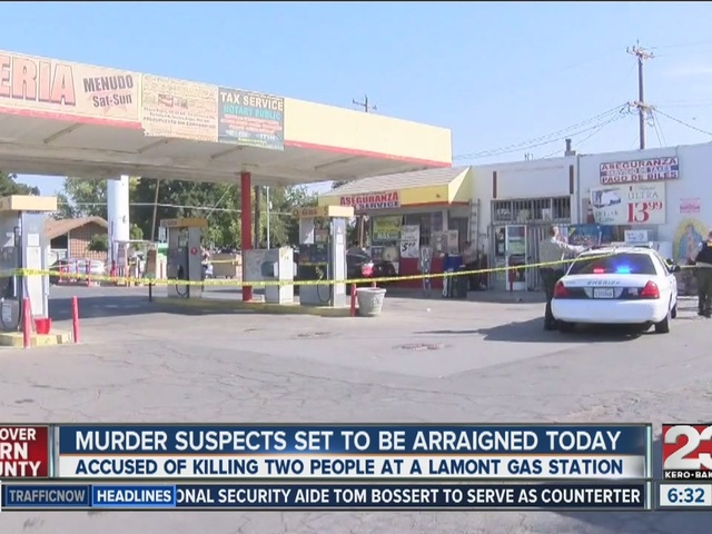 Lamont double homicide suspects back in court