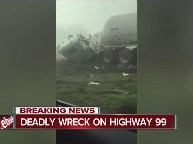 Deadly wreck part 2