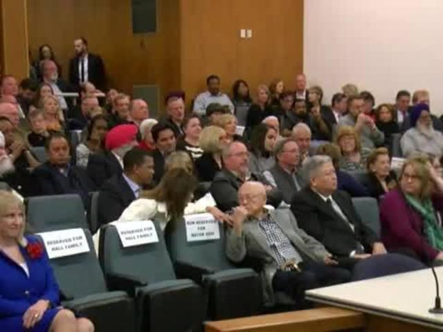 Karen Goh sworn in as Bakersfield's newest mayor