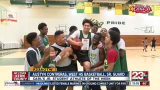 Male Athlete of the Week: Austyn Contreras