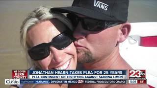 Hearn takes plea deal in love triangle murder