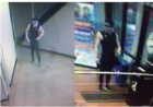 Suspects wanted for buglary outside of In-Shape
