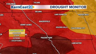 Current storms could help drought recovery