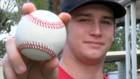 Local teen fighting to play baseball again