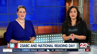 PREVIEW: 23ABC National Reading Day